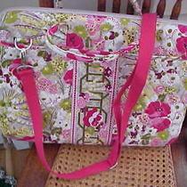Vera Bradley Make Me Blush Tablet Computer Electronic Baghard Casepink Floral Photo