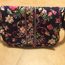 Vera Bradley Messenger Diaper Bag Photo