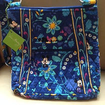 Vera Bradley Mickey and Minnie Mouse Disney Dreaming Hipster Bag 3 Photo