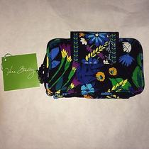 Vera Bradley Midnight Blues Smartphone Wristlet Wallet Nwt Photo