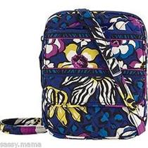Vera Bradley Mini Hipster African Violet New Photo