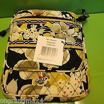 Vera Bradley Mini Hipster Dogwood Cross Body Purse Yellow Black New With Tag Nwt Photo