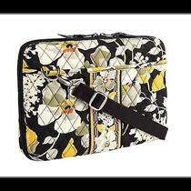 Vera Bradley Mini Laptop Case in Dogwood Photo