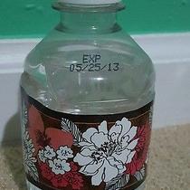 Vera Bradley Mocha Rouge 8oz Water Bottle Photo