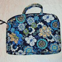 Vera Bradley Mod Floral Laptop Computer Bag  Photo