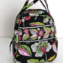 Vera Bradley Moon Blooms Lunch Bunch Tote Nwt Photo