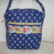 Vera Bradley Mother's Day Out or Baby Bag - Maison Blue - Excellent Condition Photo