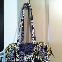 Vera Bradley Multi Baroque Retired Fabric Shoulder Handbag  Photo