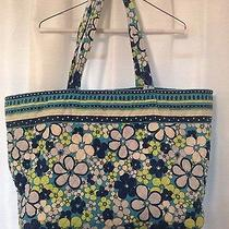 Vera Bradley Multi-Colored Extra Large Beach Bag / Tote Bag Photo