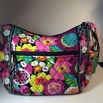 Vera Bradley New Vava Bloom Shoulder Bag Photo