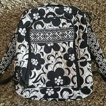 Vera Bradley Night and Day Large Campus Laptop Backpack Photo