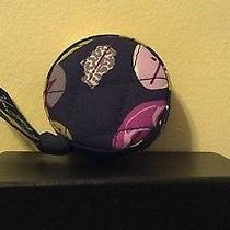 Vera Bradley   Nwot  Tape Measure in Floral Nightingale   Retired/ Authentic Photo