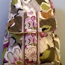 Vera Bradley Nwt Backpack in Retired