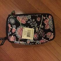 Vera Bradley Nwt Blush & Brush Make Up Casealpine Floralgift Idea Photo