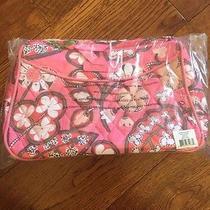 Vera Bradley Nwt Little Crossbody Handbag in Blush Pinkmothers Day/grad Gift Photo