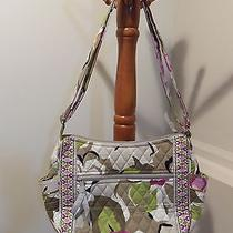 Vera Bradley on the Go Handbag Purse Portobello Road Retired Excellent Condition Photo