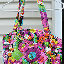 Vera Bradley Original Glenna Bag in Va Va Bloom - Nwt & Smoke Free Home Photo