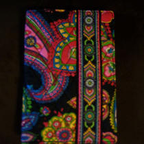 Vera Bradley Paperback Book Cover  Photo