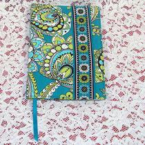 Vera Bradley Peacock Book Cover Nwot Photo