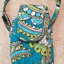 Vera Bradley Peacock Cell Phone Holder Photo