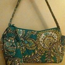 Vera Bradley Peacock Purse & Matching Cell Phone Case (Retired Print) Photo