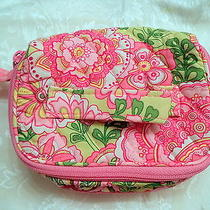 Vera Bradley Petal Pink Jewelry Case & Bonus Too Photo