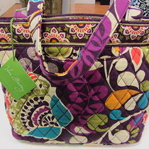 Vera Bradley Petite Tote- Multiple Colors Nwt Sale Priced Photo