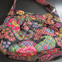 Vera Bradley Purse and Matching Wallet/like New Photo