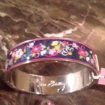 Vera Bradley Purse Ribbons Bangle Bracelet Photo