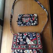 Vera Bradley Purse With Matching Wallet Book Photo