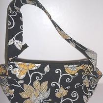 Vera Bradley Purse Yellow Bird Maggie Handbag Photo