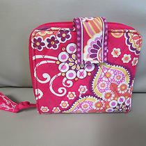 Vera Bradley Raspberry Fizz Mini Bi-Fold Organizer  Wallet Photo
