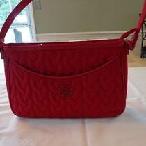 Vera Bradley Red Nylon Shoulder Bag - Red Photo