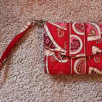 Vera Bradley Rosy Posies Iphone 4/4s Wristlet Photo