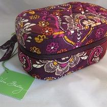 Vera Bradley Safari Sunset Zippered Jewelry Travel Case Nwt. Unused Photo