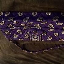 Vera Bradley Simply Violet Purple Handbag Purse Photo