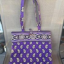 Vera Bradley Simply Violet Tote Photo