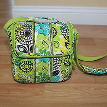 Vera Bradley  Slr Dslr Camera Bag  Lime's Up Photo