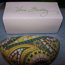 Vera Bradley Sunglass Clamshell Case Brand New Photo