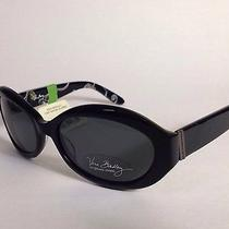 Vera Bradley Sunglasses New W/tags Ava Yellow Bird Nice Photo