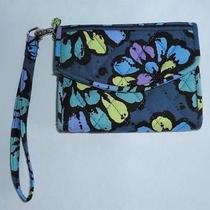 Vera Bradley Super Smart Wristlet Wallet Iphone 4 Holder  Nwt Msrp 38 Photo
