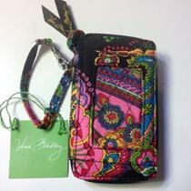 Vera Bradley Symphony in Hue All in One Wristlet Photo