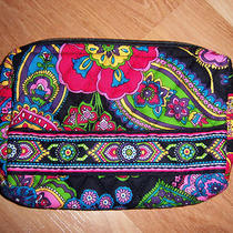 Vera Bradley Symphony in Hue  Small  Cosmetic Bag   Photo