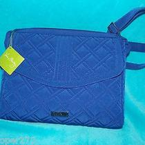 Vera Bradley - Tablet Hipster in Cobalt Microfiber -Nwt Photo