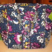 Vera Bradley - Tablet Tote - African Violet - Nwt Photo