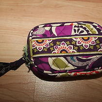 Vera Bradley  Tech Case  Wristlet  New  Camera Wallet Photo