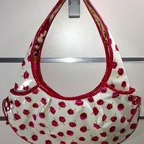 Vera Bradley Tied Together Hobo in Make Me Blush Frill Collection Photo