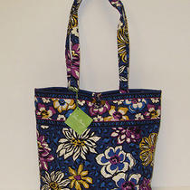 Vera Bradley Tote Bag-African Violet Photo