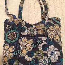 Vera Bradley Tote Bag Floral Purse Photo