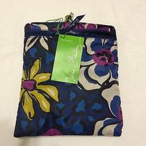 Vera Bradley Tote in a Pouch African Violet Nwt Photo